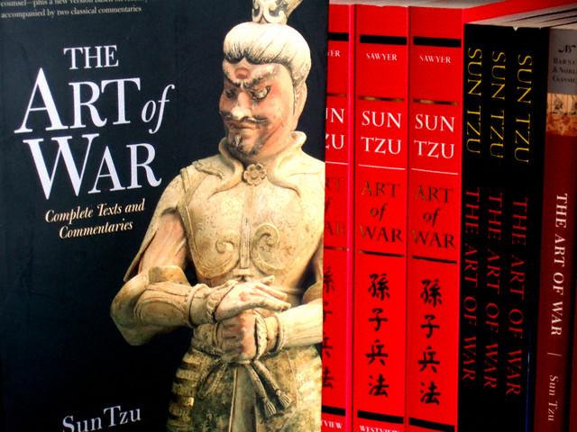Book Summary: The Art of War