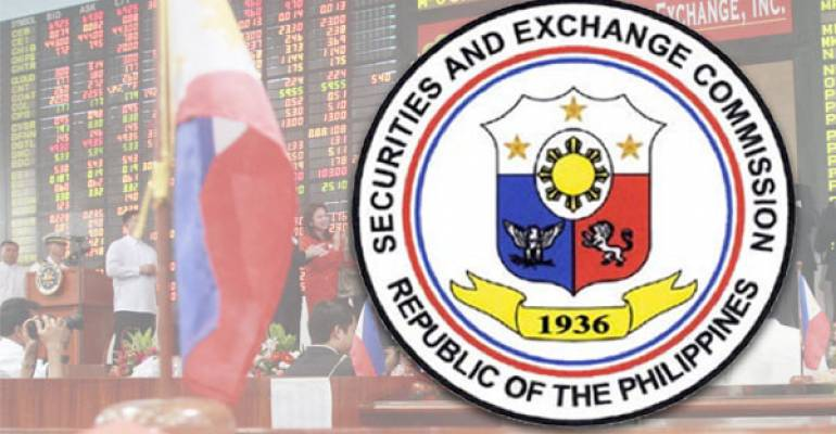 Philippines Securities & Exchange Commission (SEC) Registration of Corporations or Partnerships